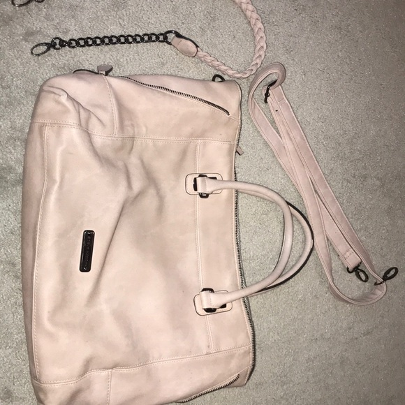 Steve Madden Handbags - Tan/cream Steve Madden purse